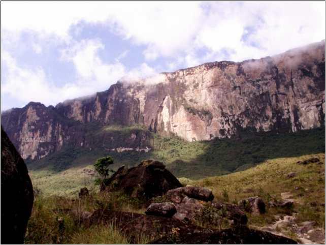 Climbing & Exploring Mt. Roraima